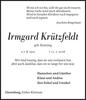 Irmgard Krützfeldt