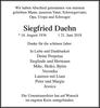 Siegfried Daehn