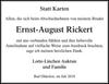 Ernst-August Rickert