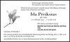 Ida Preikszas