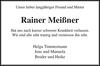 Rainer Meißner