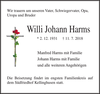 Willi Johann Harms