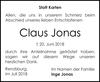 Claus Jonas
