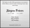 Jürgen Peters