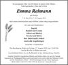 Emma Reimann