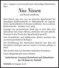 Niss Nissen