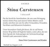 Stina Carstensen