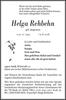 Helga Rehbehn
