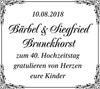 Bärbel Siegfried Brunckhorst
