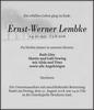 Ernst-Werner Lembke