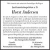Horst Andersen