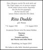 Rita Dudde
