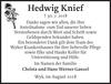 Hedwig Knief