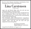 Lina Carstensen
