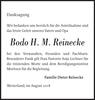 Bodo H. M. Reinecke