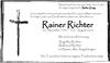 Rainer Richter