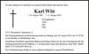 Karl Witt