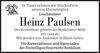 Heinz Paulsen