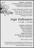 Inge Volkmann