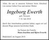 Ingeborg Ewerth