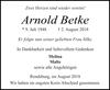 Arnold Betke
