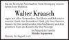 Walter Kraasch