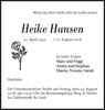 Heike Hansen