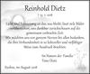 Reinhold Dietz