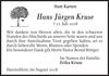 Hans Jürgen Kruse