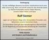 Ralf Siemer