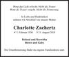 Charlotte Zachertz