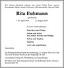 Rita Buhmann