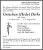 Gretchen Hede Dirks