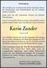 Karin Zander