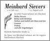 Meinhard Sievers