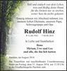 Rudolf Hinz