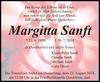Margitta Sanft