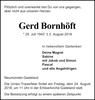 Gerd Bornhöft
