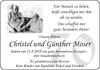 Christel und Günther Moser