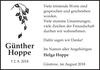 Günther Hoppe