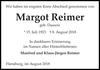 Margot Reimer