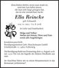 Ella Reincke