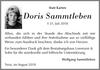 Doris Sammtleben