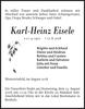 Karl-Heinz Eisele