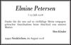 Elmine Petersen