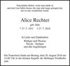 Alice Rechter