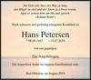 Hans Petersen