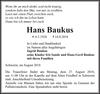 Hans Baukus