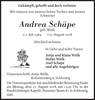 Andrea Schäpe