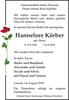 Hannelore Körber